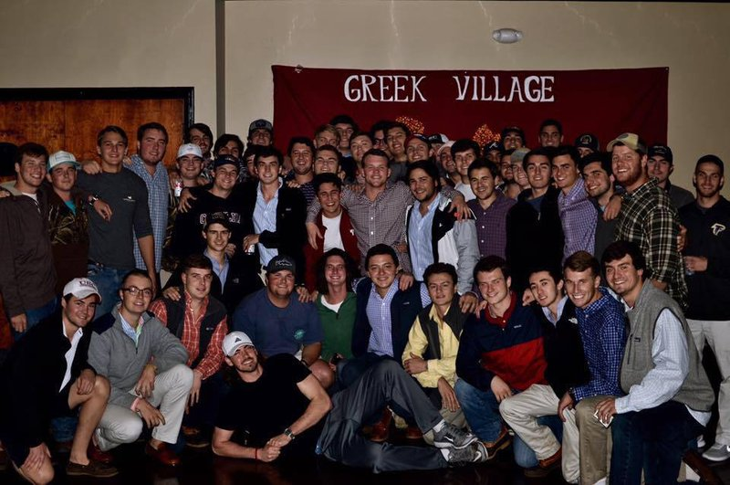 Greek Life Remembers Event 2016
