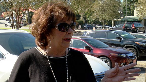 Gloria Burg is a customer of McDougall's business thinks the time change should be abolished.