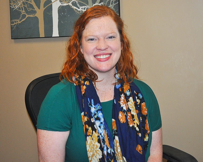 Allison Bremfield, with the Lexington-Richland Alcohol and Drug Abuse Council, works to offer treatment options to victims of addiction in the Lexington and Richland areas.