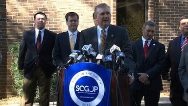 "SC GOP chairman Chad Connelly says the state will maintain it's ""First in the South"" primary."