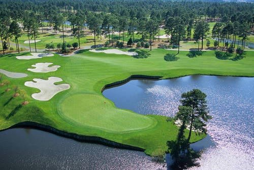 Golf is one of South Carolina's biggest tourist draws. (Flickr-Myrtle Beach Golf Holiday-CC)