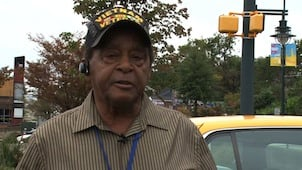 Checker Yellow Cab Driver Lewis Dennis is excited to see the change come.