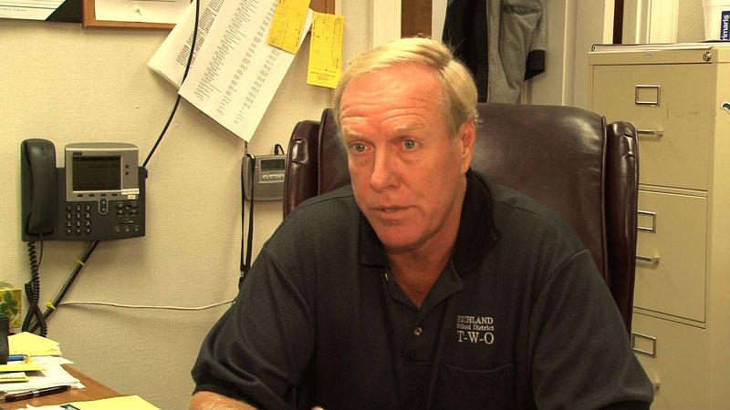 Charles Earles says schools take all necessary precautions to keep your children safe on a daily basis.