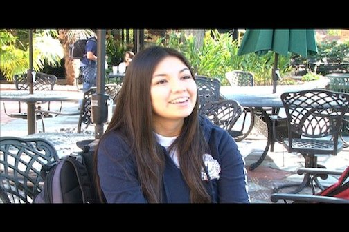 Maria Fernanda sits down to tell why she thinks the Federal Government needs to do more about illegal immigration.