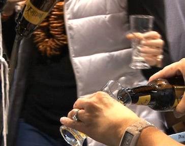 At Columbia's fourth Beer Festival there were 80 brewers and over 200 types of craft beer.
