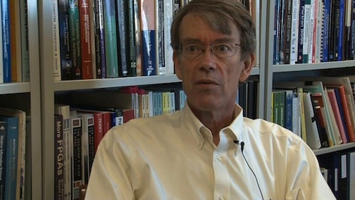 USC Computer Science Engineering Professor Dr. Duncan Buell