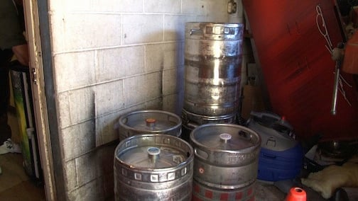 Flying Saucer is stocking up on fans' favorite domestic beers.