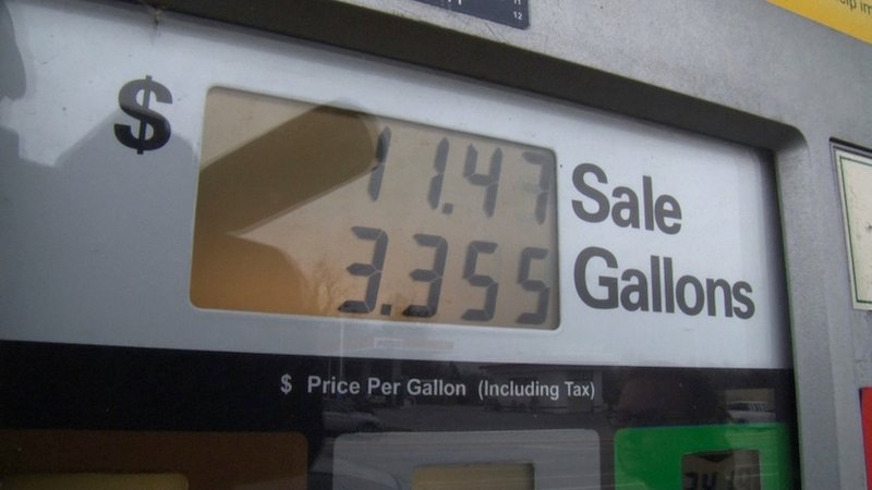 Gas prices expected to hit $4 by May 1.