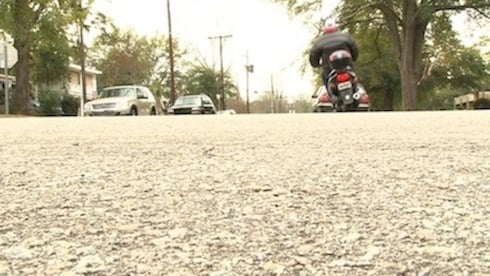 Some Columbia drivers are ditching their cars for mopeds.