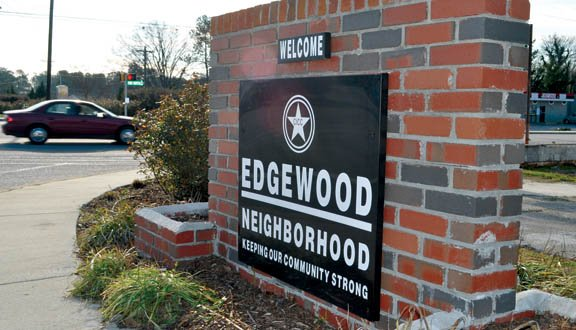 The Edgewood community, where nearly 60 percent of people live below the poverty level, rallied to save its post office in 2009 through a series of community meetings and letters to congressmen and the postmaster general.