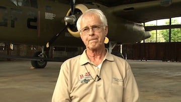 Ron Shelton is the Vice President of the South Carolina Historic Aviation Foundation, and is working to get a aviation museum in South Carolina.