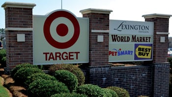 Big box stores are moving in as Lexington grows. Instead of Main Street, businesses are now lining up along U.S. 378.