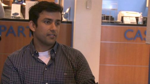 Yoghut owner Shafen Khan saw potential in Columbia for a successful new business.