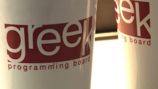 Greek Week is an annual competition organized by USC's Greek Programming Board.