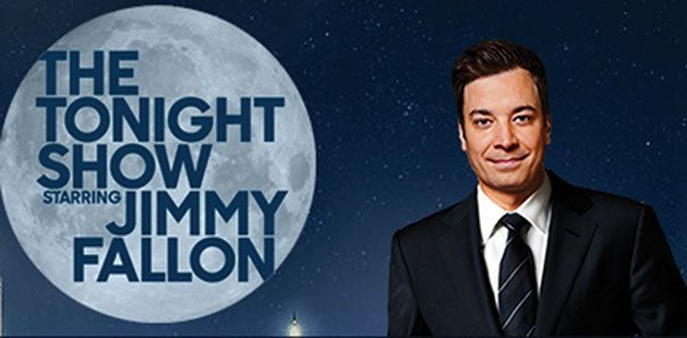 "Jimmy Fallon began his reign as host of NBC's ""The Tonight Show"" on Monday, with a star-studded and laugh-filled lineup in his first week. Photo courtesy of nbc.com."