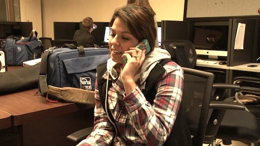 Jackie Moreno keeps her phone close at all times after it being stolen several times.