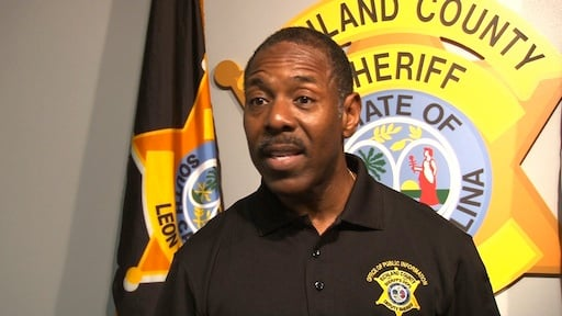 Sgt. Wilson says students need to be careful about where they place their keys.