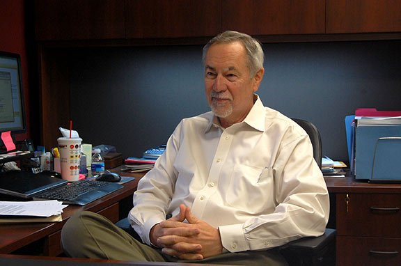 Bob Davis is a professor in the SCCP Kennedy Pharmacy Innovation Center.