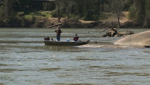 People in Anderson County are hoping no contamination will come to the Saluda River.