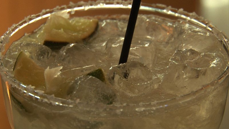Cantina 76 uses limes in their most popular menu item, Cantina Margarita.