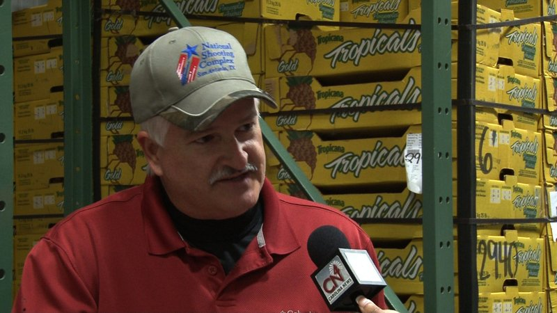 Senn Brothers Produce co-owner Gary Prince says the lime shortage hasn't affected the demand for limes.