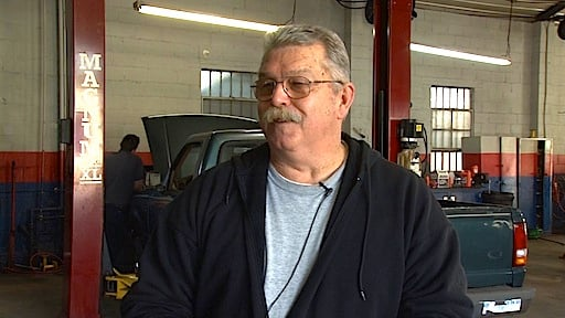 Mike Suddeth says his intentions are for his community but at the end of the day he's just a car guy who loves his job.