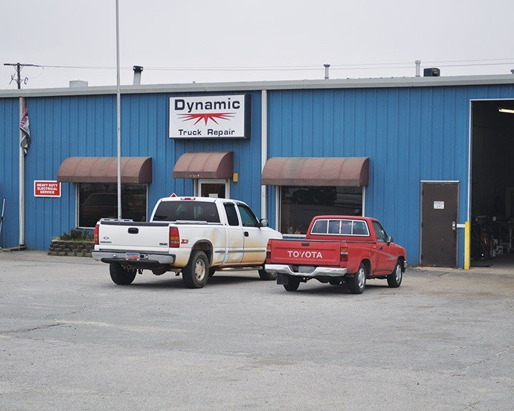 Dynamic Truck Repair in Columbia is one of 11 businesses and organizations in South Carolina that accept bitcoin as a form of payment, according to coinmap.org.