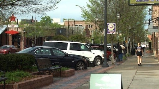 Greenville built the stadium as part of a program to improve the downtown.