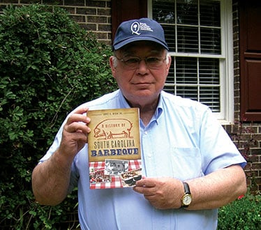 "Lake High, a Columbia native and the president of the South Carolina Barbeque Association, wrote ""A History of South Carolina Barbeque"" based on his lifelong experience with and research on the food's culture."