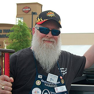 Garland Hudgins has won over 35 trophies since he began partaking in      barbecue competitions. Over 11 of those were first-place trophies.