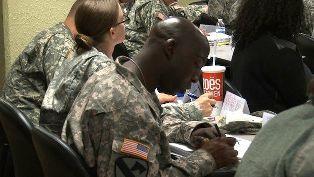 """The course ensures that soldiers are not only physically, but also mentally, """"Army Strong."""""""