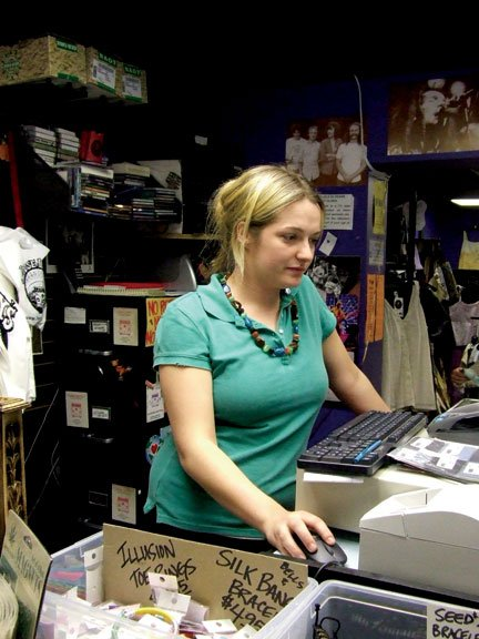 Hilton Head resident Misty Marshall, a recent college graduate from Ohio, works at Loose Lucy's and two other jobs to pay her $1,275 per month rent.