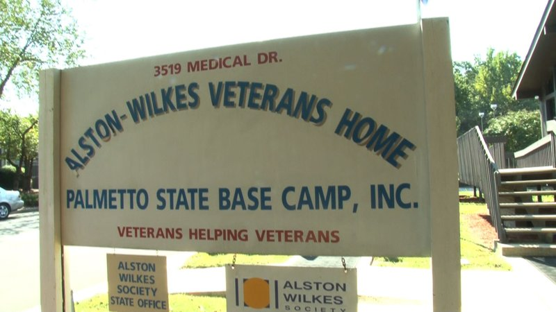 Alston Wilkes Veteran Home will be using grant money to help displaced veterans.