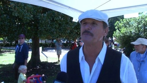 Event Organizer Nick Pizzuti has been running the Italian Festival for 7 years now