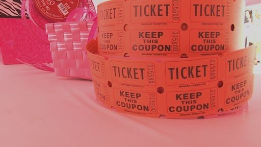 Fair goers will get a free ticket to spin the wheel for a chance to win a prize.