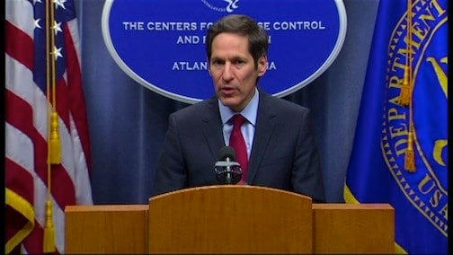 CDC Officials tell the public that they are doing everything they can to get Ebola under control.