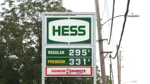 The average price in the Midlands is $2.97, but gas can be as cheap as $2.95 per gallon.