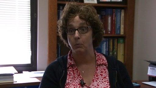 Robin Traufler USC nursing professor says its scary.