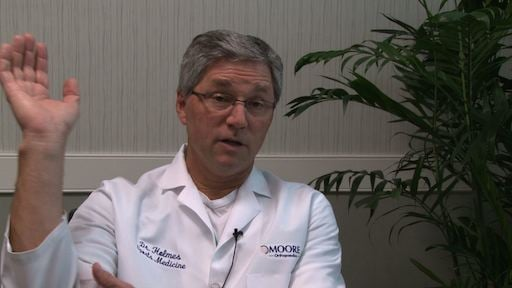 Dr. Wendell Holmes has done hundreds of Tommy John surgeries during his career.