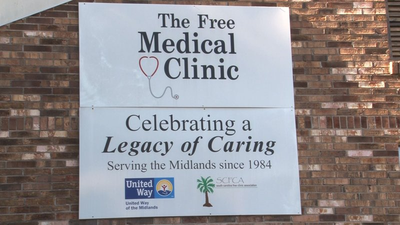 The Free Medical Clinic assists patients who can not afford healthcare coverage.
