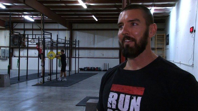 Josh Lehew says the intensity of Crossfit is what inspired him to open Crossfit Soda City.