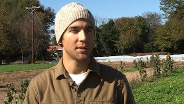 Owner Eric McClem says City Roots sustainable farm runs all four seasons