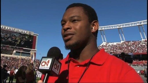 Former Gamecock WR Dion LeCorn says he agrees with the NCAA year rule.