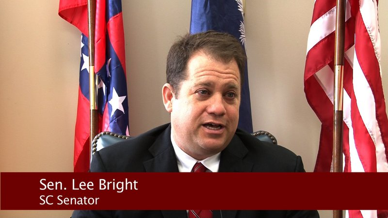 Senator Lee Bright wants to pass a bill that allows students to carry a concealed weapon on campus.