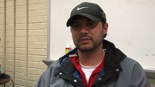 Jamie McLeod, AC Flora girl's soccer coach and former classmate of Cannon says the test needs to be mandatory