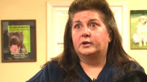 Ruthie Player says Pets Inc. supports an animal offenders list