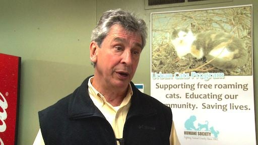 Humane Society Director Wayne Brennessel says the list may not happen anytime soon