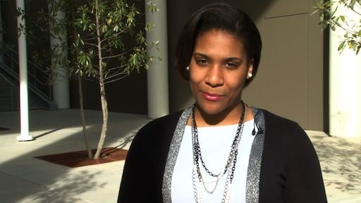 USC graduating senior Hazel Bridges has dealt the stress that comes with leaving college and preparing to enter the real world.