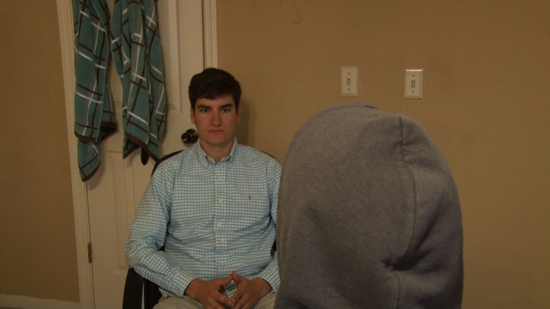 An Anonymous fraternity member speaks on how Terreni's death affected him.