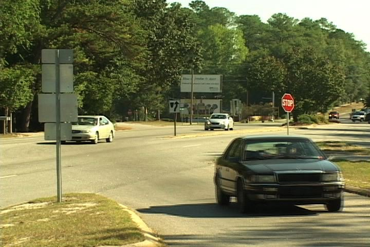 Dangerous Intersection in Columbia on Ft. Jackson Blvd.